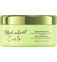 Schwarzkopf Professional Mad about Curls Superfood Leave-In