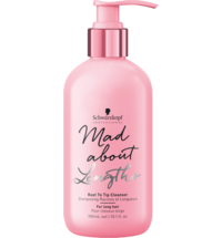 Schwarzkopf Professional Mad about Lengths Root To Tip Cleanser
