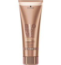 Schwarzkopf Professional BlondMe Detox Purifying Bonding Shampoo