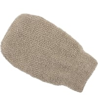 KostKamm Massage Glove with Woven Flax