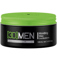 Schwarzkopf Professional [3D]MEN Molding Wax(medium hold)