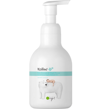 O'right Mallow Baby Shampoo & Wash Mousse