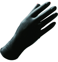 Black Touch Latex Handschuhe puderfrei, 10 Stkück