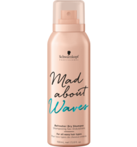 Schwarzkopf Professional Mad about Waves - Refresher Dry Shampoo
