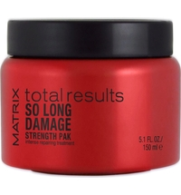 Matrix Total Results - So Long Damage Maske