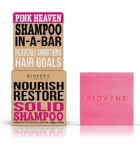 Nourish Restore - Pink Heaven Solid Shampoo Bar