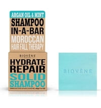 Hydrate Repair - Argan Oil & Mint Solid Shampoo Bar