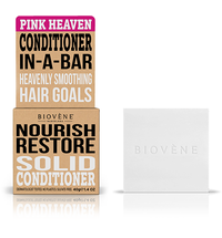 Nourish Restore - Pink Heaven Solid Conditioner Bar