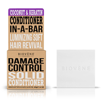 Damage Control - Coconut & Keratin Solid Conditioner Bar
