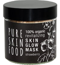 Organic Strawberry & Superfoods Skin Glow Mask