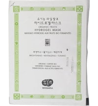 Whamisa Seeds & Rice Hydrogel Mask