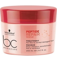 Schwarzkopf Bonacure Peptide Repair Rescue Treatment