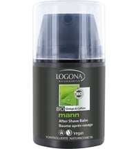 Logona mann After-Shave Balm