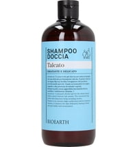 Bioearth Family 3in1 Shampoo & Waschgel Talkum
