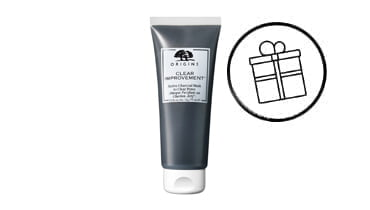 Regalo di ORIGINS: Active Charcoal Mask to Clear Pores