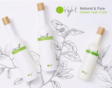 Natural & Pure - Green Hair Care