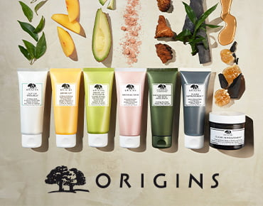Discover the face mask heroes by Origins